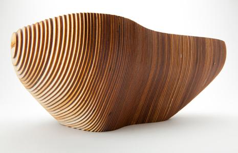 semdesign fruitschaal 128 hout. Black Bedroom Furniture Sets. Home Design Ideas